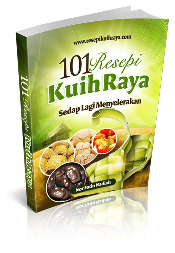 101 resepi kuih raya