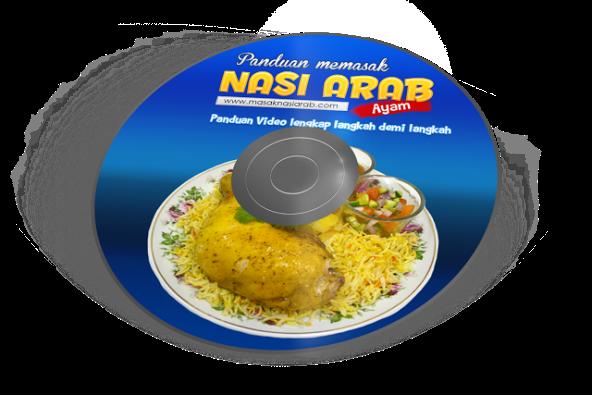 CD masak nasi arab